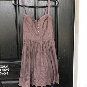 American Eagle Outfitters Dresses - AEO lace dress